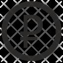 Ruble Icon