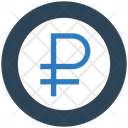 Ruble Coin Icon