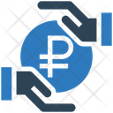Ruble Investment Safe Investment Ruble Finance Icon