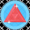 Gemstone Ruby Emerald Icon
