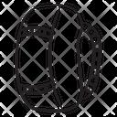 Backpack Rucksack Haversack Icon