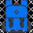 Rucksack Backpack Bag Icon