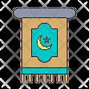 Rug Ramadan Carpet Icon