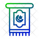 Ramadan Icon Pack In Gradient Style Icon