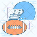 Soccer Football Sports Accessory Icon
