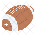 Rugby Rugby Football Sports Ball Icon