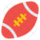 Rugby Sports Equipment American Football Icon