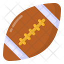 Rugby Football Rugby Sport Equipment Icon