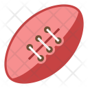 Rugby ball Icon