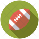 American Football Egg Icon