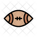 Rugby Sport Game Icon