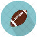 Rugby Ball Rugby American Football Icon