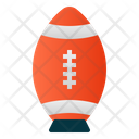 Rugby Ball Rugby Ball Icon