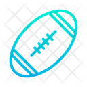 Ball Rugby Game Game Icon