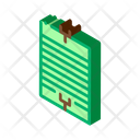 Ball Rugby Field Icon