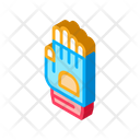 Safety Glove Protective Icon