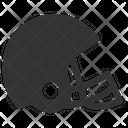 Rugby Helmet Helmet Hard Hat Icon