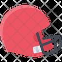 Rugby Helmet Helmet Protection Icon