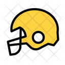 Helmet Rugby Safety Icon