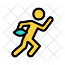 Player Rugby Match Icon