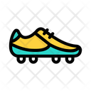 Shoe Rugby Footwear Icon
