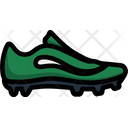 Rugby Shoes Rugby Boot Icon