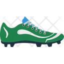 Rugby Shoes Studs Shoes Shoes Icon