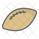 Rugbyball Icon