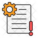 Rule Regulation Manual Icon