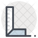 Ruler Scale Building Icon