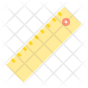 Ruler Scale Measurement Icon