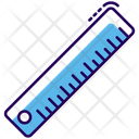Ruler Scale Geometry Tool Icon