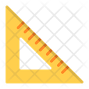 Ruler Measeure Triangle Icon