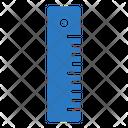 Ruler Scale Measure Icon