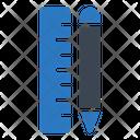 Ruler Edit Create Icon