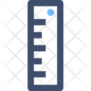 Rule Scale Measura Scale Icon