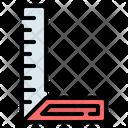 Ruler Measure Measuring Icon