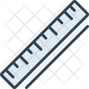 Ruler Yardage Tape Icon