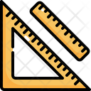 Ruler Tool Measure Icon