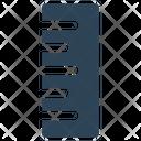 Ruler Scale Design Icon