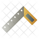 Ruler Measurement Tool Icon