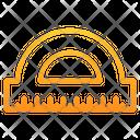 Ruler Rulers Geometry Icon