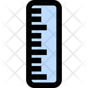 Ruler Measuring Tape Education Icon