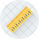 Ruler Graphic Stationery Icon