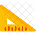 Ruler Triangular Icon
