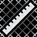 Ruler Design Brand Icon