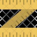 Ruler Grid Inch Icon