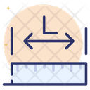 Ruler Measurement Scale Measurement Measurement Meter Icon