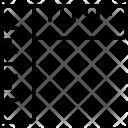 Rulers Illustrator Design Icon