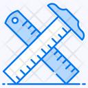 Rulers Measurement Ruler Slide Ruler Icon
